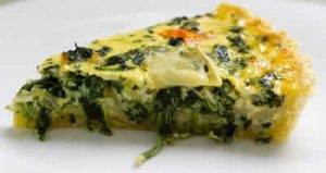 recette quiche epinards fromage
