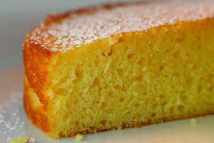 cake leger citron