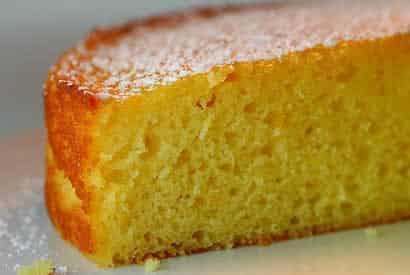 Cake Au Citron Kitchenaid
