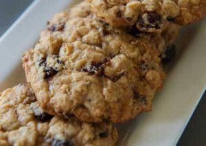 cookies noix coco