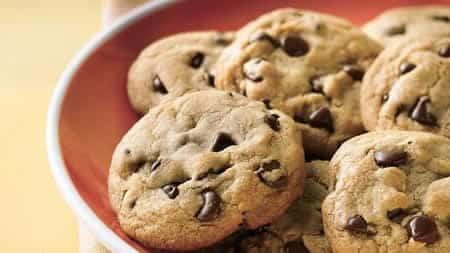 Cookies avec pépites de chocolat au thermomix