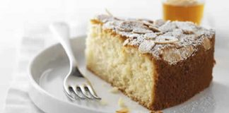 cake amandes thermomix