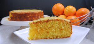 gateau orange facile