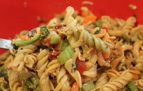 pates italienne au cookeo