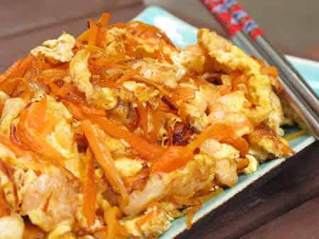 carottes carbonara cookeo