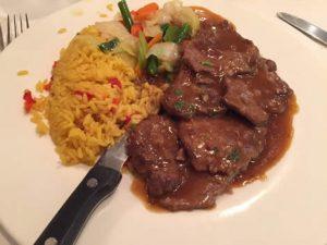 filet mignon riz cookeo