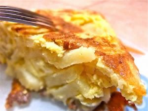 Omelette pommes de terre au cookeo