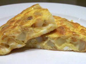 pommes de terre omelette cookeo