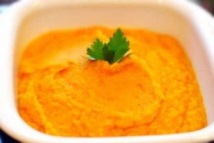 puree pomme de terre carottes cookeo