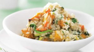risotto cabillaud carottes cookeo