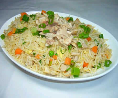 riz indien poulet cookeo