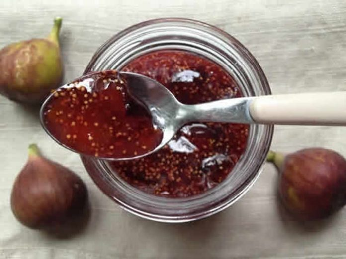 confiture figues thermomix