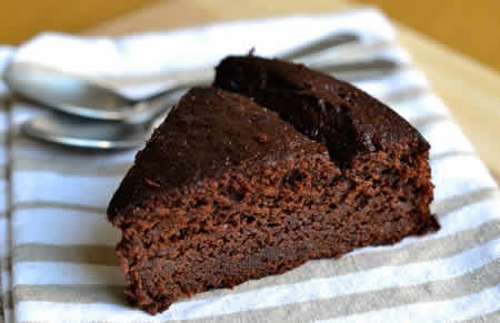 Gateau yaourt brownie