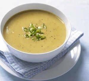 soupe de lentilles