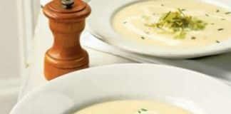 soupe pomme de terre poireau