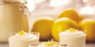 mousse citron thermomix