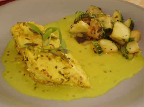 poulet yaourt curry cookeo