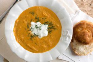 soupe pomme de terre carottes thermomix