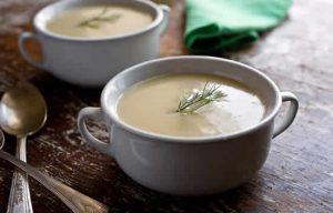 soupe pomme de terre poireaux fenouil thermomix
