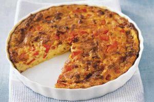 tarte thon fromage