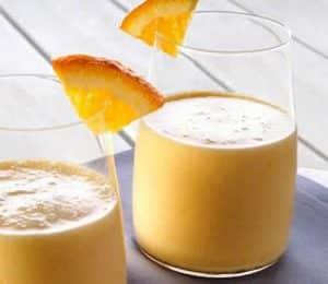yaourt fleur oranger