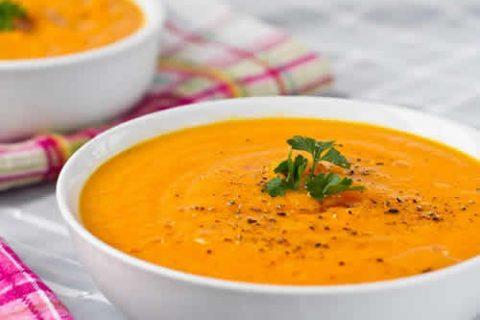 soupe de carottes au thermomix