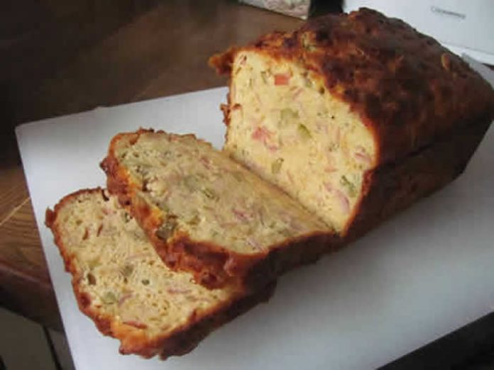 Recette Cake Jambon Fromage G
