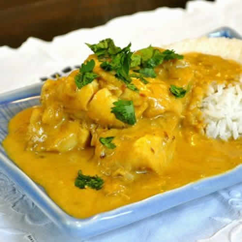 escalopes de dinde aux pommes de terre curry cookeo