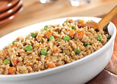 poulet riz carottes sauce orange cookeo