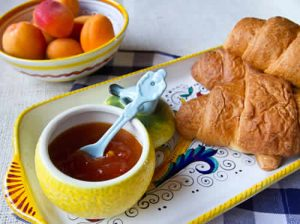 confiture abricots vanille cookeo