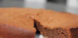 gateau leger chocolat cookeo