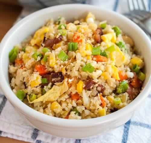 riz aux legumes poulet cookeo