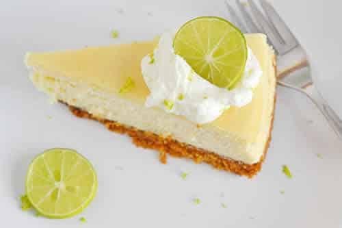cheesecake citron vert thermomix