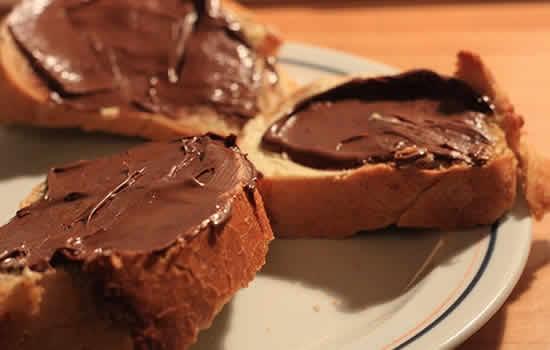 pate chocolat tartiner thermomix
