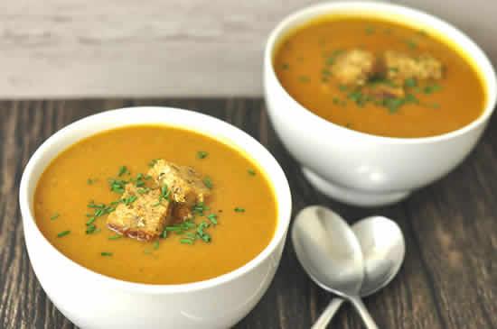 soupe legumes printemps thermomix