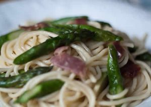 spaghettis aux champignons weight watchers cookeo