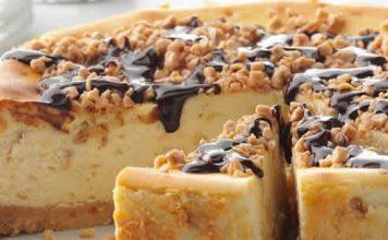 cheesecake amandes chocolat caramel thermomix