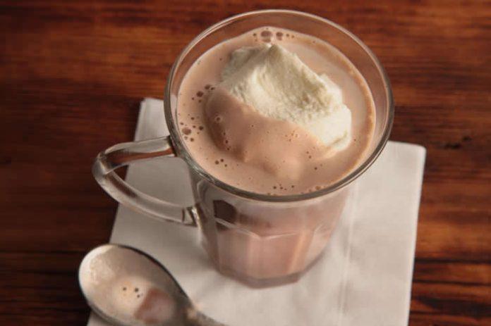 chocolat hot brandy thermomix