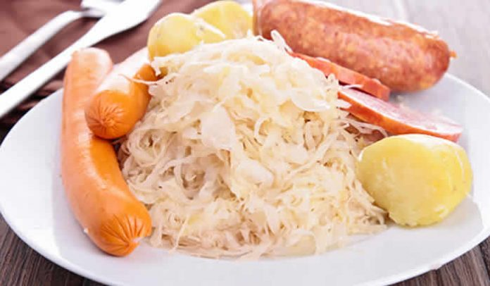 choucroute thermomix