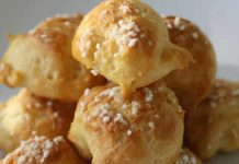 chouquettes thermomix