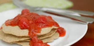 compote banane fraise cookeo