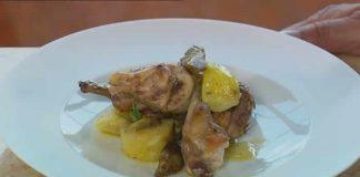 cuisses de lapin aux pommes de terre cookeo