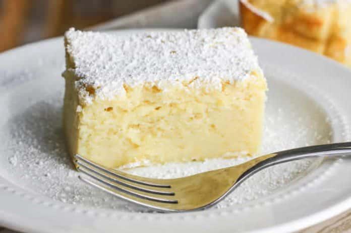 Gateau Magique Citron Thermomix Un Dessert Classique Et