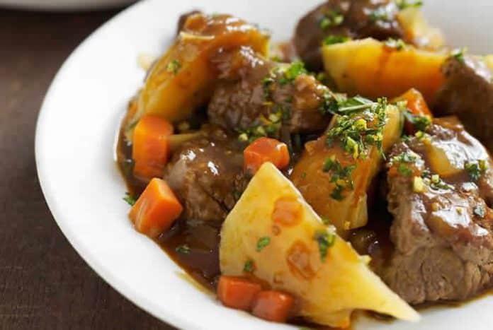 ragout agneau pommes de terre carottes cookeo
