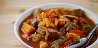 ragout de porc aux legumes facile cookeo
