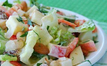 salade legumes sauce thermomix