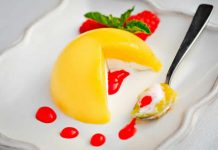 sorbet mangue chantilly thermomix