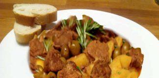 tajine boeuf olives cookeo