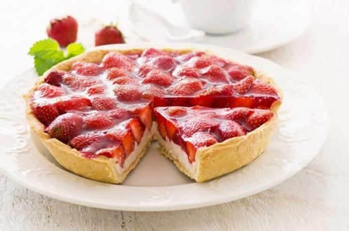 tarte aux fraises thermomix