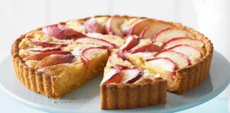 tarte nectarines thermomix